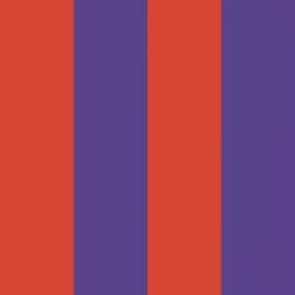 red/violet print